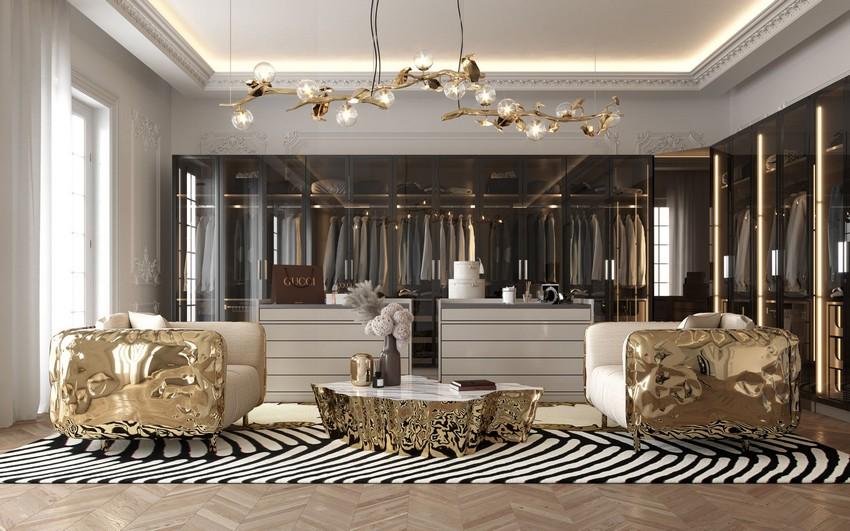 Diseño de Armarios: ideas lujuosas y modernas para un espacio elegante diseño de armarios Diseño de Armarios: ideas lujuosas y modernas para un espacio elegante hera