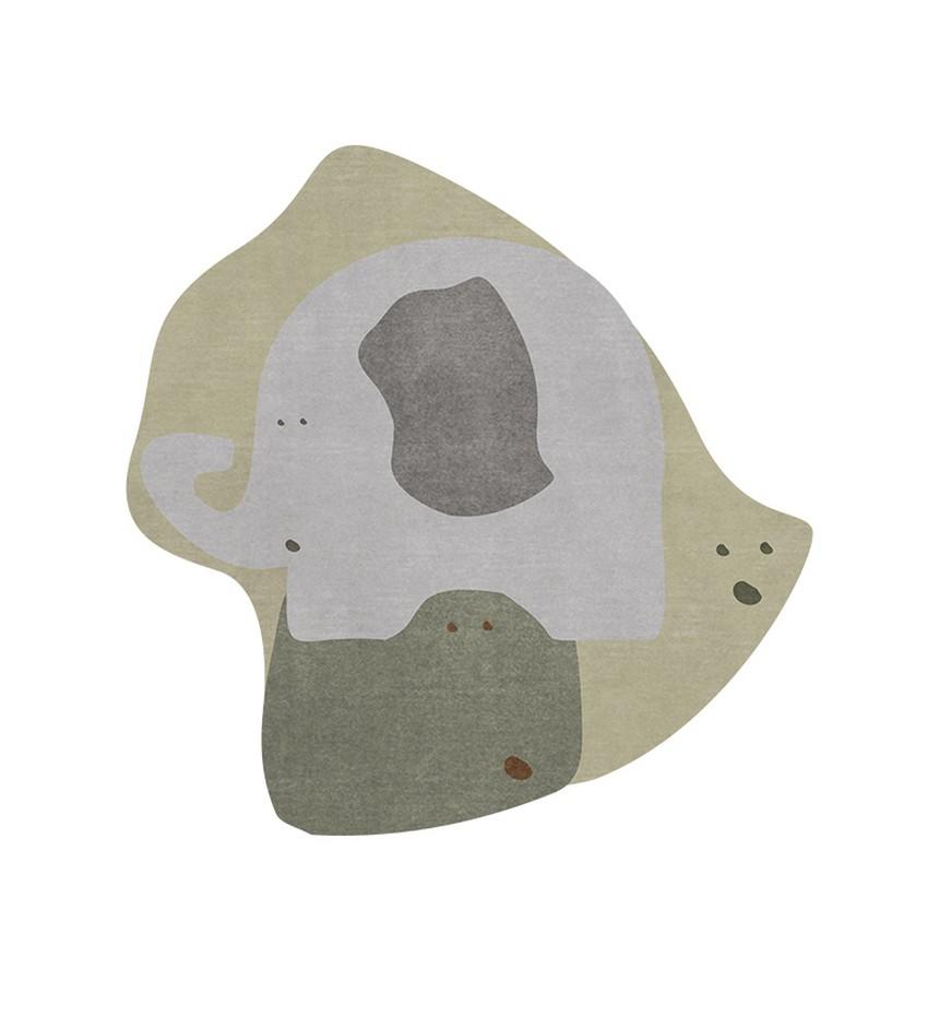 Diseño para Niños: Nuevas Alfombras poderosas de Circu diseño para niños Diseño para Niños: Nuevas Alfombras poderosas de Circu mr ice rug circu magical furniture 1