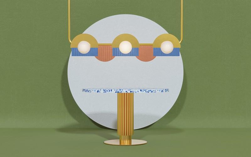 Diseño de Muebles: Masquespacio x Essential Home - La nueva colección diseño de muebles Diseño de Muebles: Masquespacio x Essential Home – La nueva colección table suspension 1