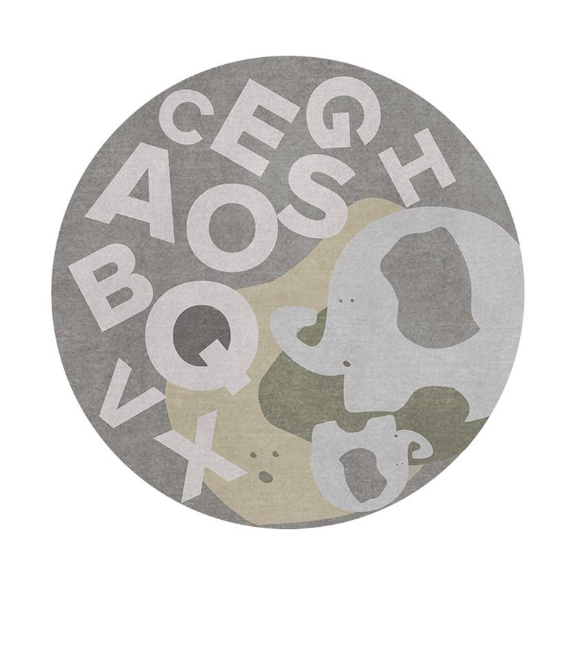 Diseño para Niños: Nuevas Alfombras poderosas de Circu diseño para niños Diseño para Niños: Nuevas Alfombras poderosas de Circu the elephants spell rug circu magical furniture 1