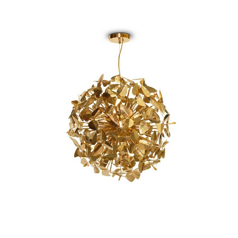 Diseño de Interiores: Proyectos de Covet Lighting elegantes y poderosos
