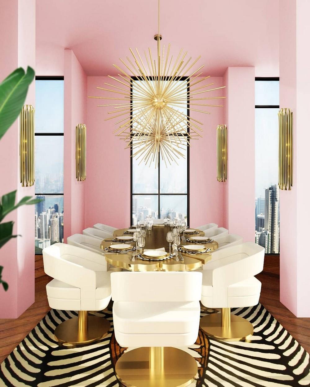 Comedores lujuosos: Inspiraciónes perfectas para un Diseño de interior moderno comedores lujuosos Comedores lujuosos: Inspiraciónes perfectas para un Diseño de interior moderno 12