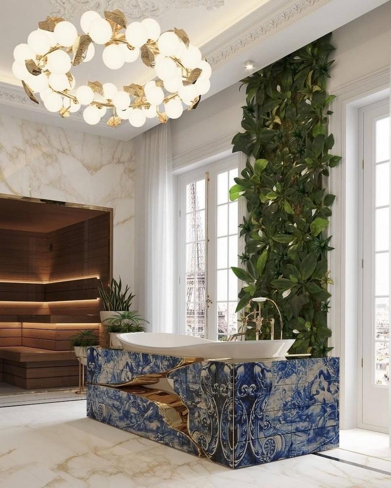 Baños lujuosos: Ideas y inspiraciones para cualquier proyecto exclusivo baños lujuosos Baños lujuosos: Ideas y inspiraciones para cualquier proyecto exclusivo 9 Luxury Bathrooms Ideas that Will Blow Your Mind 2
