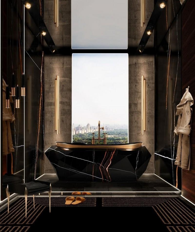 Baños lujuosos: Ideas y inspiraciones para cualquier proyecto exclusivo baños lujuosos Baños lujuosos: Ideas y inspiraciones para cualquier proyecto exclusivo 9 Luxury Bathrooms Ideas that Will Blow Your Mind 3