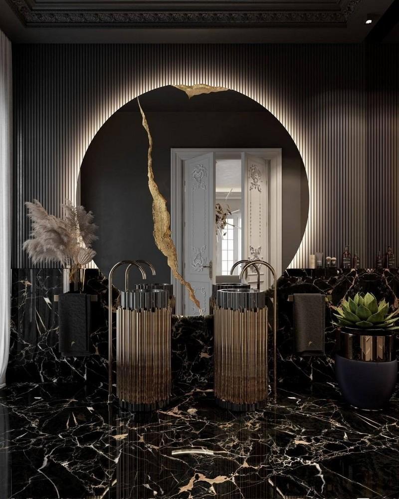 Baños lujuosos: Ideas y inspiraciones para cualquier proyecto exclusivo baños lujuosos Baños lujuosos: Ideas y inspiraciones para cualquier proyecto exclusivo 9 Luxury Bathrooms Ideas that Will Blow Your Mind 8