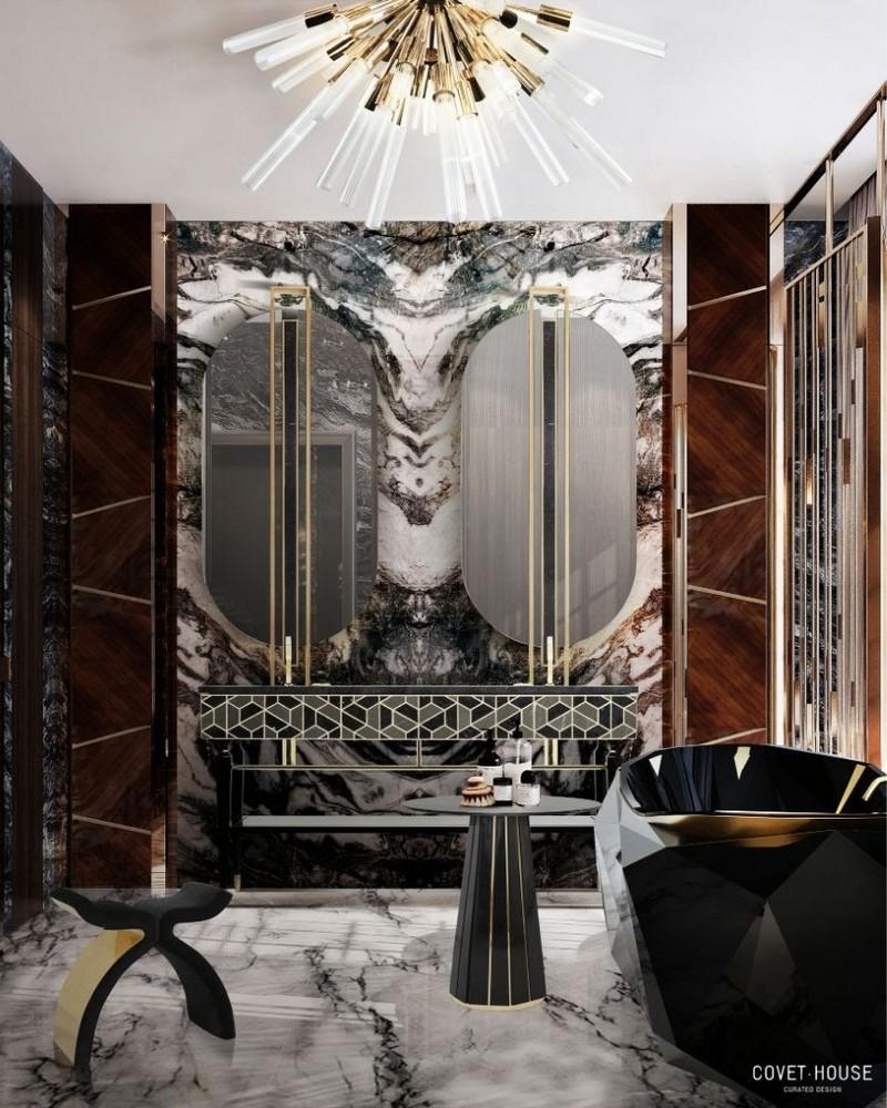 Baños lujuosos: Ideas y inspiraciones para cualquier proyecto exclusivo baños lujuosos Baños lujuosos: Ideas y inspiraciones para cualquier proyecto exclusivo 9 Luxury Bathrooms Ideas that Will Blow Your Mind 9