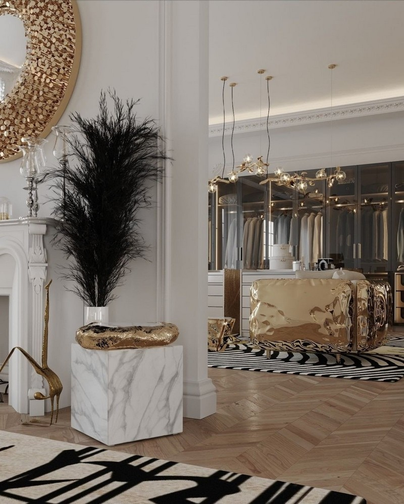 Diseño de Armarios: Inspiraciones lujuosas y perfectas para un proyecto