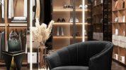 Diseño de Armarios: Inspiraciones lujuosas y perfectas para un proyecto diseño de armarios Diseño de Armarios: Inspiraciones lujuosas y perfectas para un proyecto Jaw Dropping Walk in Closets That will Make you Fall in Love 6 178x100