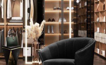 Diseño de Armarios: Inspiraciones lujuosas y perfectas para un proyecto diseño de armarios Diseño de Armarios: Inspiraciones lujuosas y perfectas para un proyecto Jaw Dropping Walk in Closets That will Make you Fall in Love 6 357x220