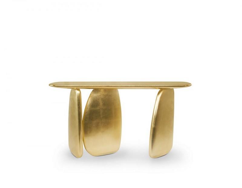 Ático Moderno en Nueva Yorque: Diseño de interiores de lujo Ático moderno Ático Moderno en Nueva Yorque: Diseño de interiores de lujo ardara console table brabbu 01 900x700 1