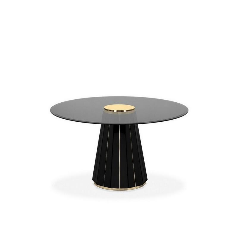 Ático Moderno en Nueva Yorque: Diseño de interiores de lujo Ático moderno Ático Moderno en Nueva Yorque: Diseño de interiores de lujo darian dining table 01