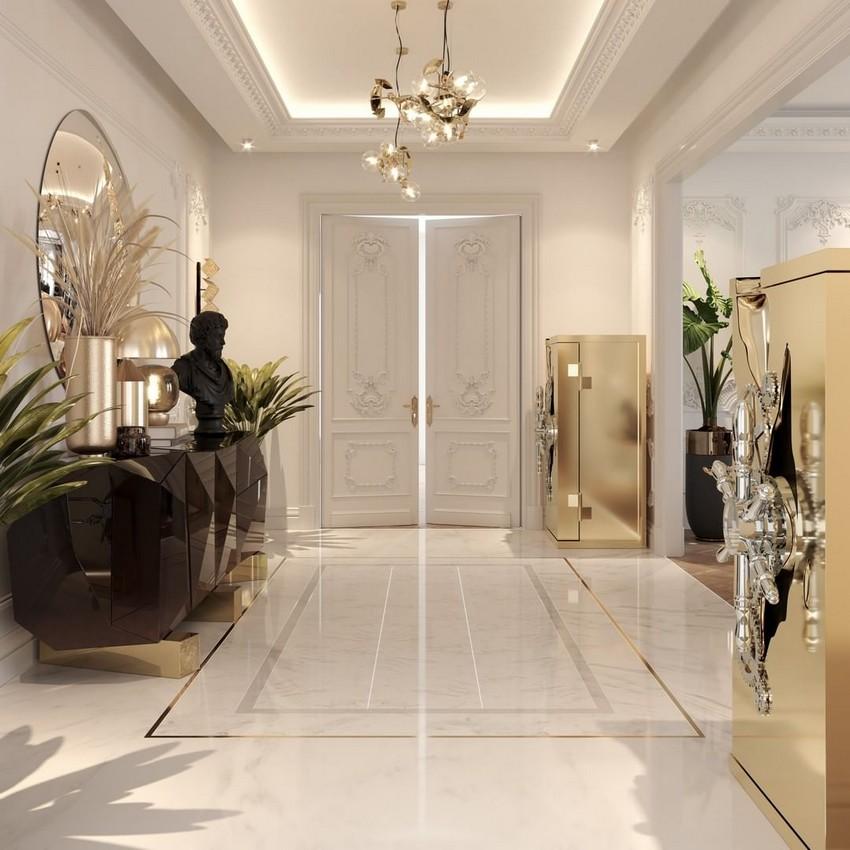 Diseño de Entrada para dar a sus invitados una exclusiva bienvenida