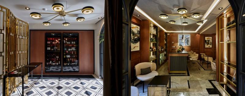 Diseño de Interiores: Proyectos de Covet Lighting elegantes y poderoso