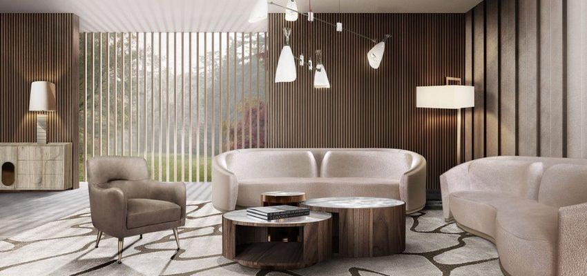 Diseño de Interiores: tendencias modernas para un hogar perfecto y exclusivo