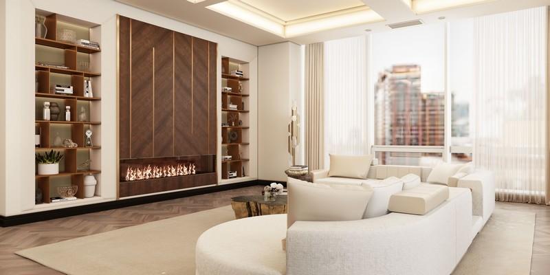 Sala de estar Lujuosa: Apartamento moderno y nuetro en Nueva Yorque sala de estar Sala de estar Lujuosa: Apartamento moderno y nuetro en Nueva Yorque yOtfBShw