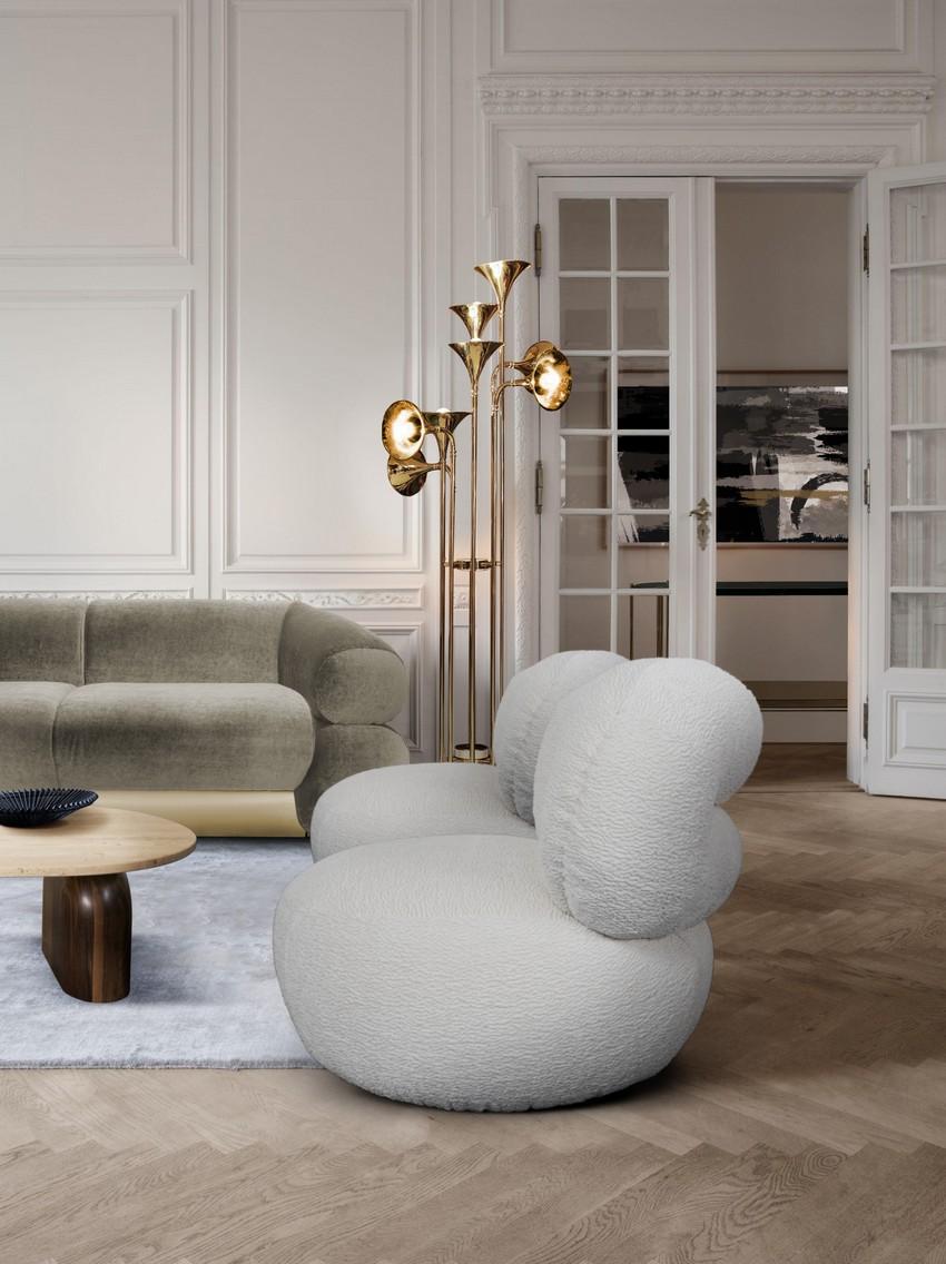 Sala de Estar lujuosa: Ideas para crear un estilo atemporal poderoso sala de estar lujuosa Sala de Estar lujuosa: Ideas para crear un estilo atemporal poderoso 11