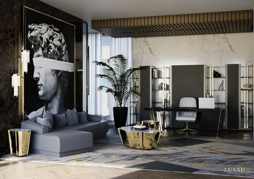 Sala de Estar lujuosa: Ideas para crear un estilo atemporal poderoso sala de estar lujuosa Sala de Estar lujuosa: Ideas para crear un estilo atemporal poderoso 2 3