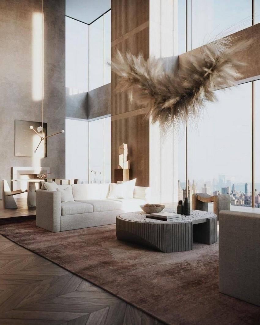 Diseño de Interiores poderosos: Lujo con 5 Diseños de Sofá para el confort del proyecto diseño de interiores Diseño de Interiores elegante : Lujo con 5 Diseños de Sofas 210585767 526019235189264 399317119484618832 n 1