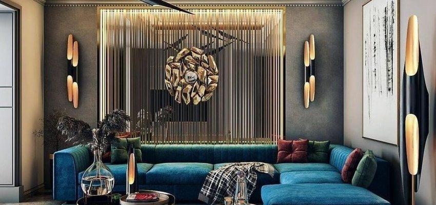 Sala de Estar lujuosa: Ideas para crear un estilo atemporal poderoso