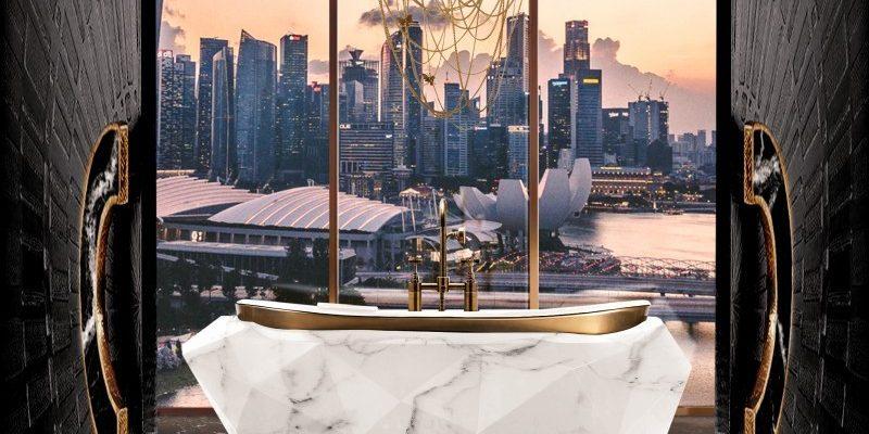 Baños Modernos: Ideas y Inspiraciones para un espacio lujuoso