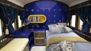 Cama lujuosa: Orient Express embarca en una viaje poderosa con Circu