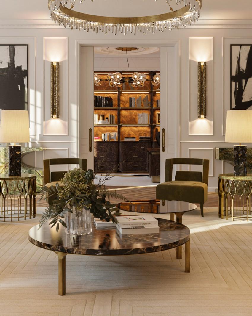 Sala de Estar lujuosa: Ideas para crear un estilo atemporal poderoso sala de estar lujuosa Sala de Estar lujuosa: Ideas para crear un estilo atemporal poderoso 6 1