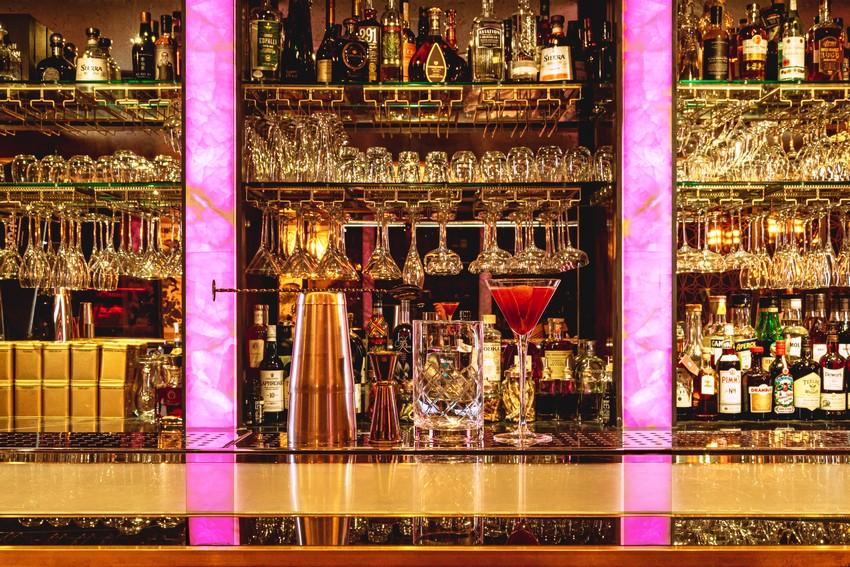 Salón de lujo en Mayfair: Arc Le Salon salón de lujo Salón de lujo en Mayfair: Arc Le Salon ARC Bar 01