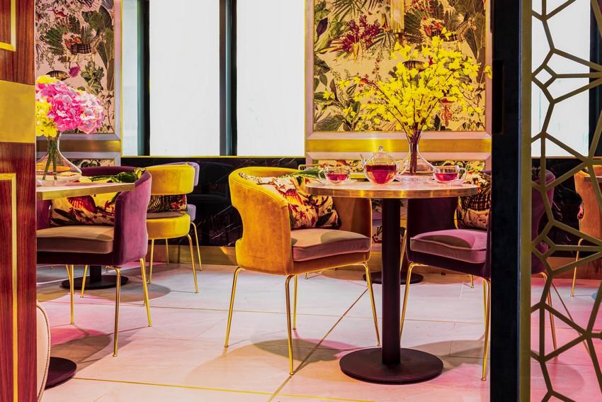 Salón de lujo en Mayfair: Arc Le Salon salón de lujo Salón de lujo en Mayfair: Arc Le Salon ARC Cafe 01 1
