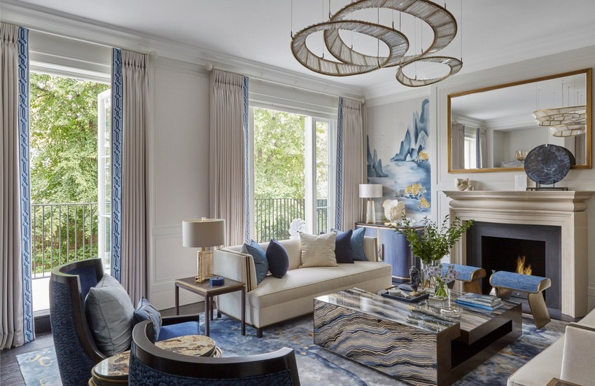 Top Interiorista: Katherine Pooley una entrevista exclusiva en Coveted top interiorista Top Interiorista: Katherine Pooley una entrevista exclusiva en Coveted Katharine Pooley London Interior Designer Blue Living Room Discover more in The Luxurist at LuxDeco