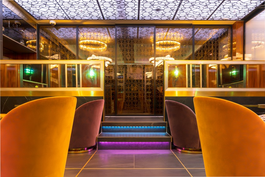 Salón de lujo en Mayfair: Arc Le Salon salón de lujo Salón de lujo en Mayfair: Arc Le Salon Lounge main wide