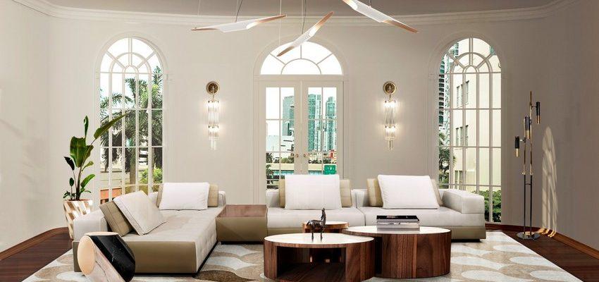 Capuchin: La Esencia de un Diseño de Interiores moderno con el nuevo Sofa de Caffe Latte