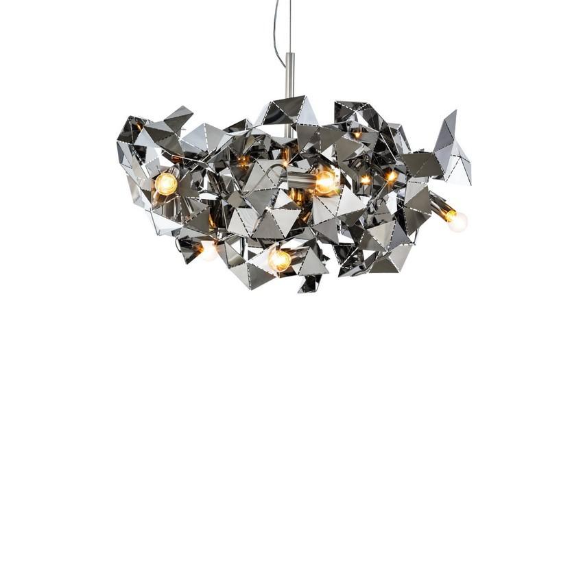 Brand Van Egmond: 7 Candelabros lujuosos y poderosos brand van egmond Brand Van Egmond: 7 Candelabros lujuosos y poderosos para un proyecto lujuoso fractal chandelier brandvanegmond 01
