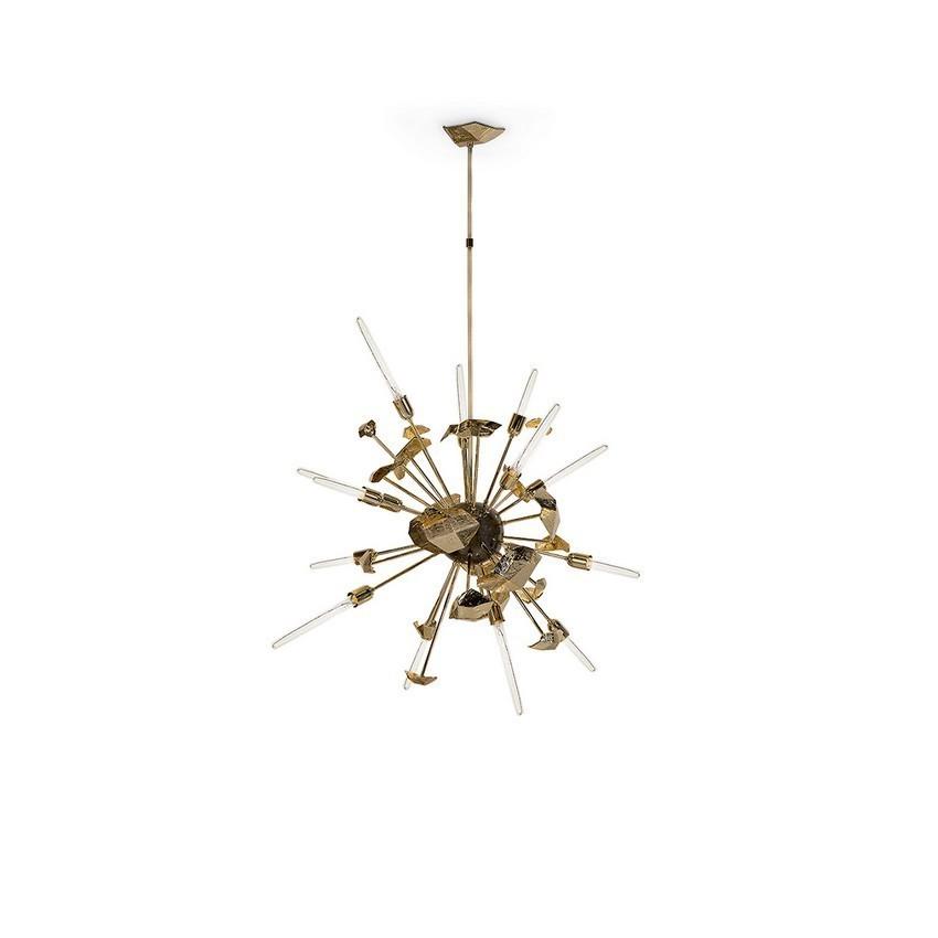 Iluminación poderosa para un espacio: la colección lujuosa iluminación poderosa Iluminación poderosa para un espacio: la colección lujuosa supernova chandelier boca do lobo 01