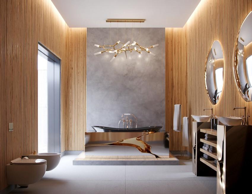 Baño lujuoso extravagante y contemporâneo de Natan Argente baño lujuoso Baño lujuoso extravagante y contemporâneo de Natan Argente vista 01
