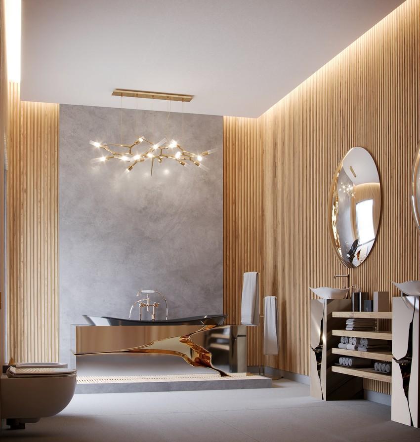Baño lujuoso extravagante y contemporâneo de Natan Argente baño lujuoso Baño lujuoso extravagante y contemporâneo de Natan Argente vista 02