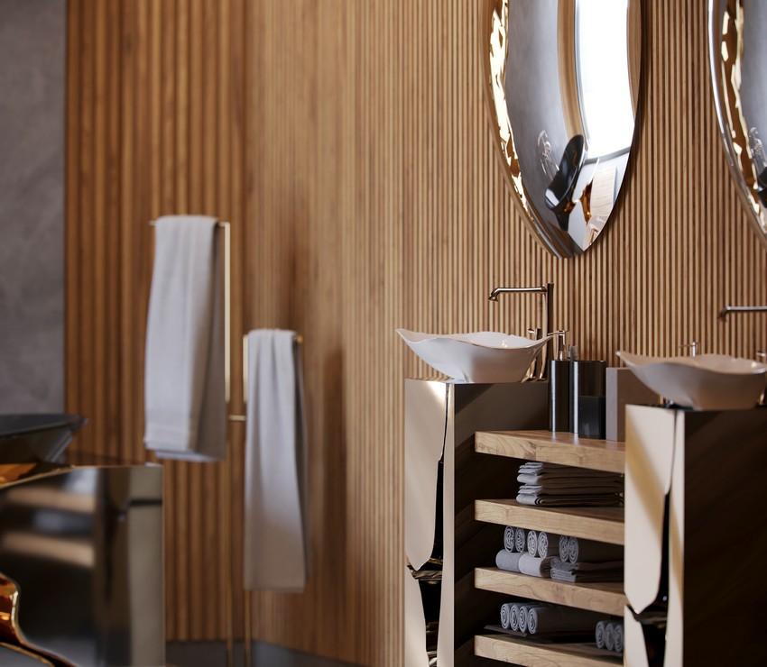 Baño lujuoso extravagante y contemporâneo de Natan Argente baño lujuoso Baño lujuoso extravagante y contemporâneo de Natan Argente vista 03