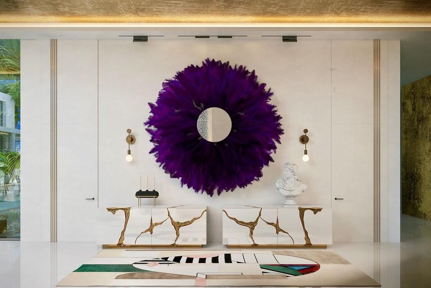 Diseño de Interiores: Un Oasis Ecléctico en Arabia Saudita