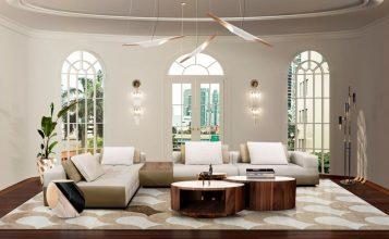 Covet House: Piezas en Stock con un Diseño poderoso y lujuoso