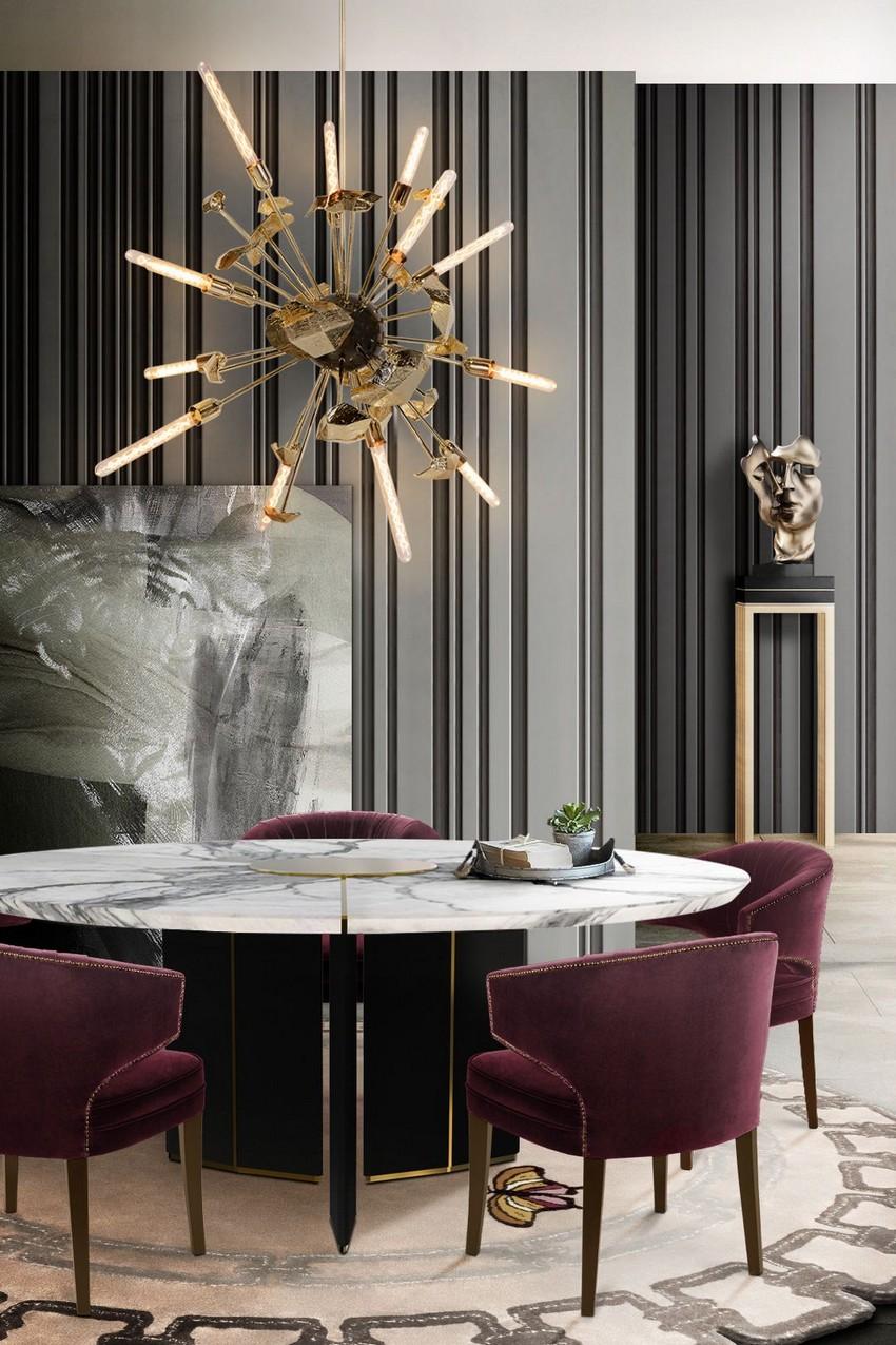Diseño de Iluminacíon: 7 Candelabros lujuoso y con Glamour en Covet Lighting