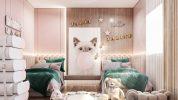 Diseño de Interiores: Dormitorio inspirado en el Glamour de Hollywood