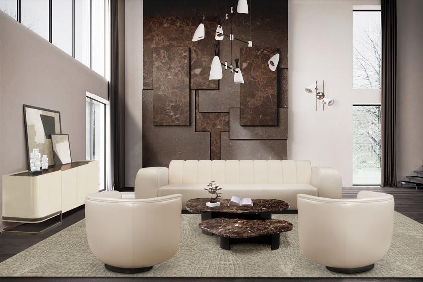 Diseño de Iluminación: Simplicadad, modernas y lujuosas por Caffe Latte