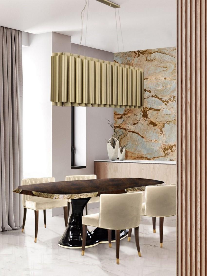 Diseño de Iluminación: 7 Candelabros lujuosos y con Glamour en Covet Lighting