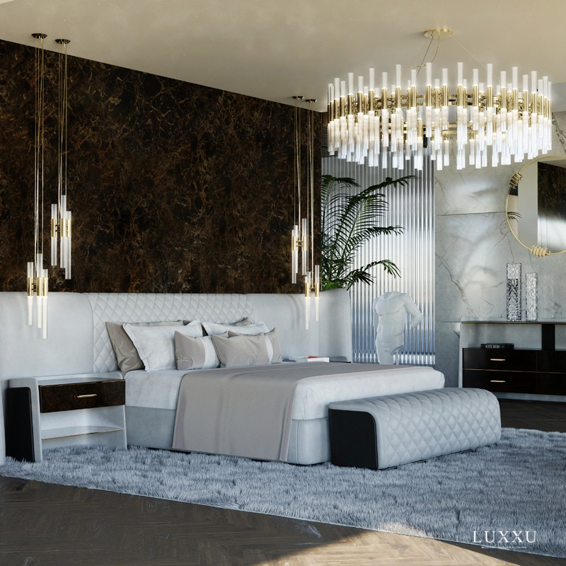 Dormitorio moderno: Ideas y Mubles para un Diseño de Interiores