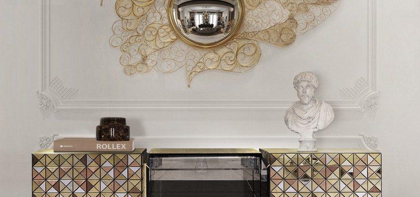 Diseño de Interiores Clásicos y Modernos que presenta ideas de Lujo