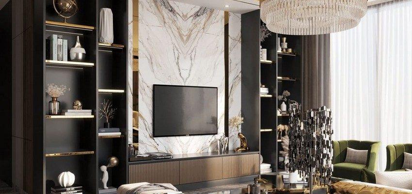 Diseño de Interiores: Proyectos Preciosos, Clásicos y Modernos