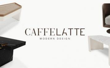 Diseño de Interiores: Nuevas Piezas de Caffe Latte