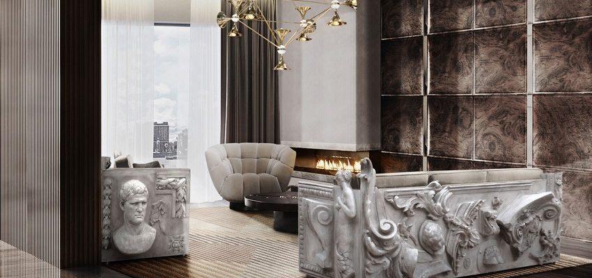 Sala de Estar: 10 Diseños de Interiores y Inspiraciónes poderosas